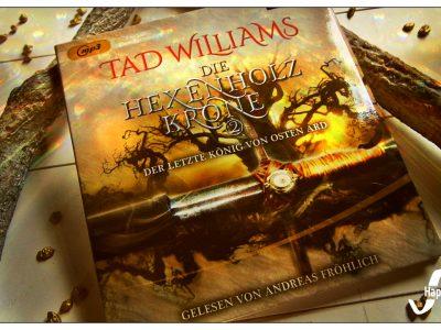 Die Hexenholzkrone Bd. 2 von Tad Williams