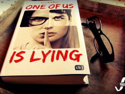 One of us is lying von Karen M. McManus