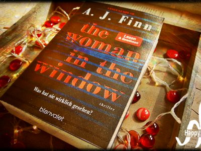 The woman in the window von A.J. Finn