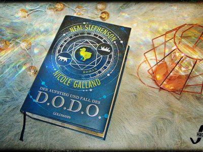 Der Aufstieg und Fall des D.O.D.O. Von Neal Stephenson und Nicole Galland