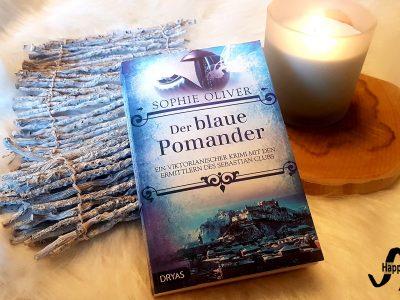 """Blogtour """"Der blaue Pomander"""" von Sophie Oliver"""